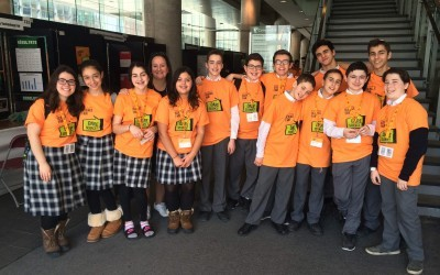 Students excel at regional science fair