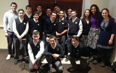 HA students largest contingent at Regional Chidon HaTanach