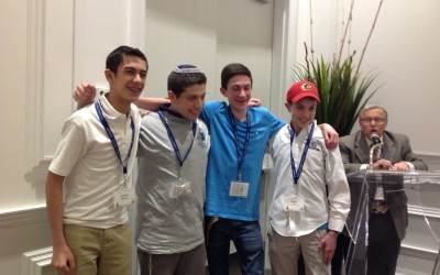 HA student wins Third Place in National Chidon HaTanach