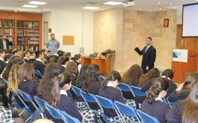 Former MK's passion for Israel is contagious