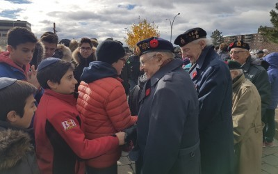 Remembering our fallen Canadian heroes