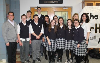Teen runners raise over $36k for Israeli special needs organization