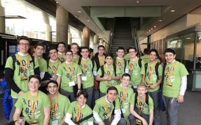 HA students win highest awards at Mtl Regional Science & Tech Fair